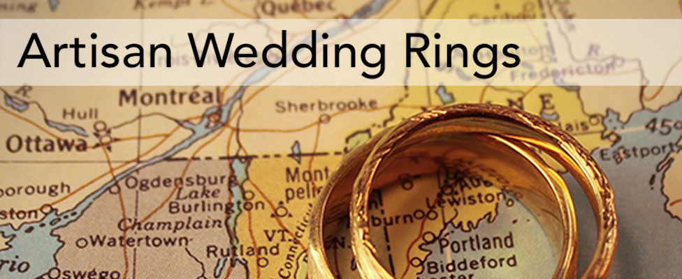 Artisan Wedding Rings
